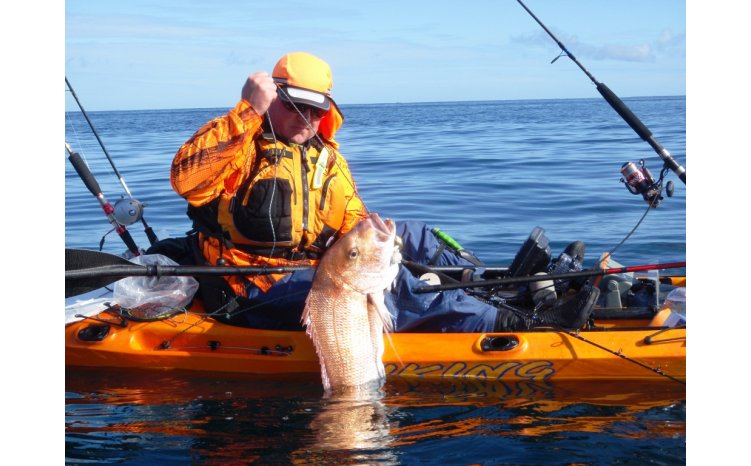 Viking kayaks australia fish stringer stainless steel for Kayak fish stringer