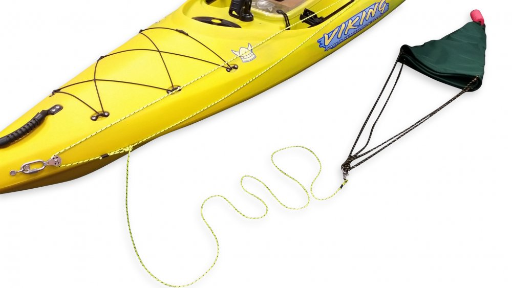 Viking Kayaks Australia Running Rig Anchor Trolley