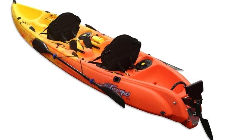Viking Kayaks Australia Tempo Fisherman Ii Motor
