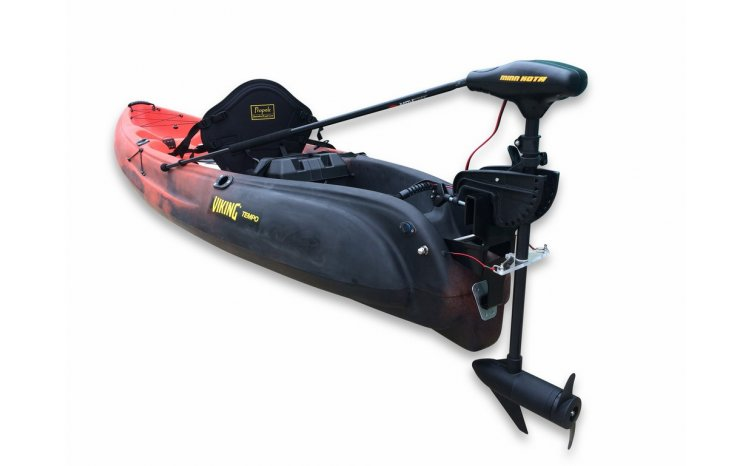 Kayak Electric Motor Lift