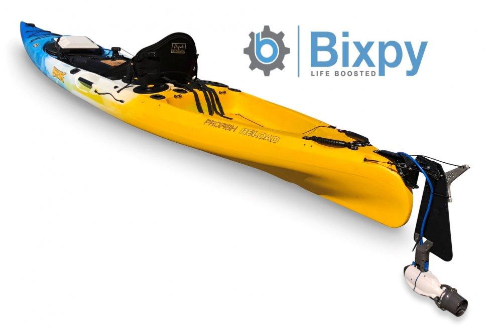 Viking Kayaks Australia - Profish Reload E - Bixpy Electric Jet