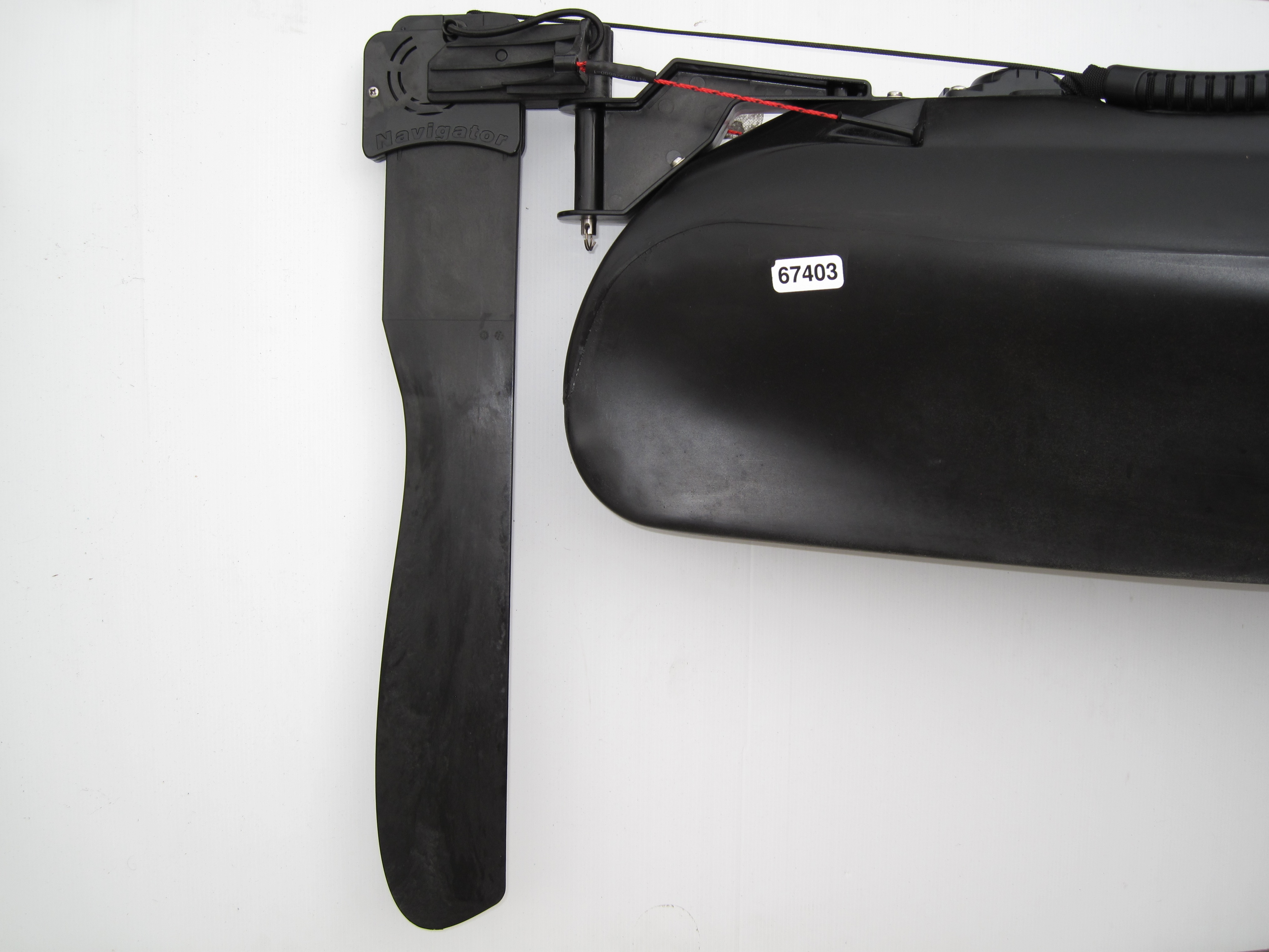 Viking Kayaks Australia - long rudder blade or short?