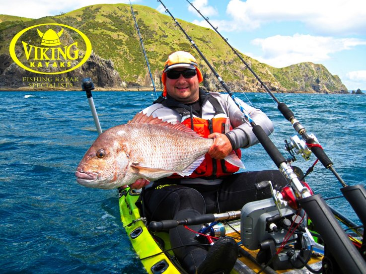 Kayak Fishing with Small Frame Reels