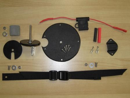 Reload Sounder Install Kit contents